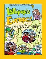 Adventures of Lollipop Issue 4