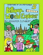 Adventures of Lollipop Issue 5
