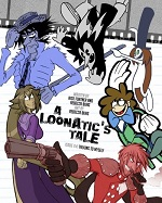 A Looantic's Tale Issue 4
