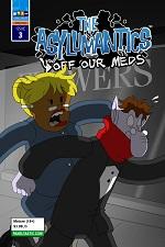 Asylumatics OOM Issue 3