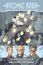 Atomic Robo Volume 6