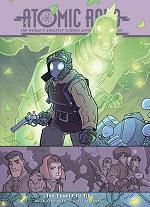 Atomic Robo Volume 11