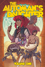 The Automan's Daughter Volume 1