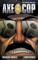 Axe Cop Book 3