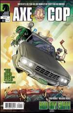 Axe Cop Bad Guy Earth #1