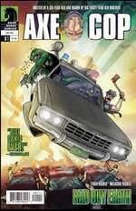 Axe Cop Bad Guy Earth #1