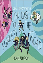 Bad Machinery Book 7