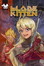 Blade Kitten Issue 4