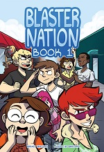 Blaster Nation Volume 1