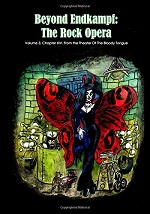 Theater of the Bloody Tongue Volume 3