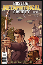 Boston Metaphysical Society Issue 1