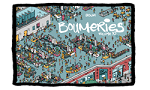 Boumeries Volume 10