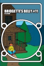 Bridgette's Belly Issue 11