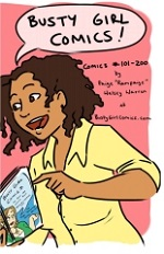 Busty Girl Comics Volume 2