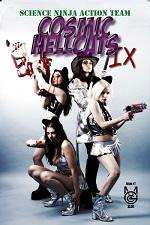 Cosmic Hellcats IX #1