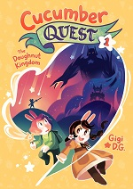 Cucumber Quest Book One