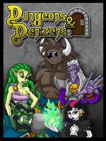 Dungeons & Denizens Vol. 1