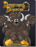 Dungeons & Denizens Vol. 3
