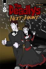 The Deadlys Next Haunt Issue #1