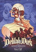 Delilah Dirk Book 2