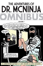 Dr. McNinja Omnibus Volume 1