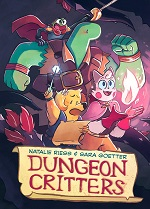 Dungeon Critters Volume 1