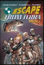 Escape From Terra Volume 1