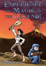 Experience the Magic of the Legend! Volume 1