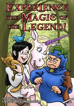 Experience the Magic of the Legend! Volume 3