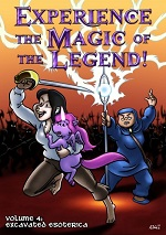 Experience the Magic of the Legend! Volume 4