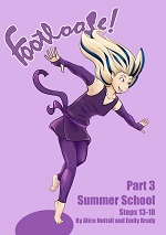 Footloose Volume 3