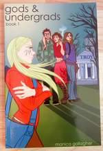 Gods & Undergrads Book 1