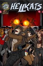 Hellkats Issue 2