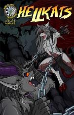 Hellkats Issue 3