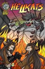 Hellkats Issue 4