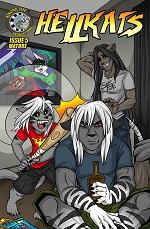 Hellkats Issue 5