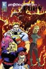 Heroes Unite: Fury
