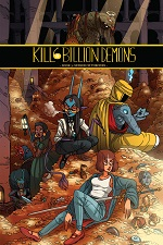 2019.06.01 - Kill Six Billion Demons Volume 3
