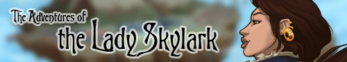 The Adventures of the Lady Skylark