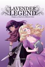 Lavender Legend Chapter 3