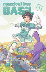 Magical Boy Basil Issue 1