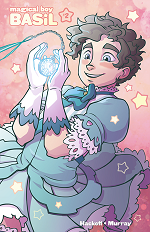 Magical Boy Basil Issue 2