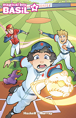 Magical Boy Basil Issue 4