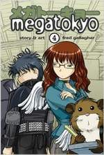 Megatokyo Volume 4