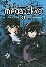 Megatokyo Volume 6