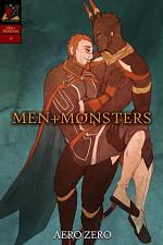 Men+Monsters Issue 1