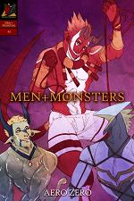 Men+Monsters Issue 2