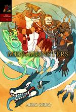 Men+Monsters Issue 3