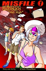 Misfile Hell High Book 1