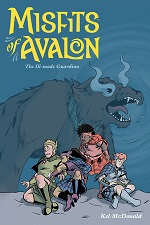 Misfits of Avalon Volume 2